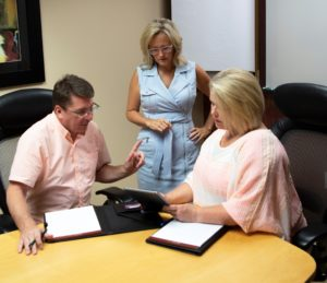Hawkins HR Consulting and Talent Acquisition Client meetings